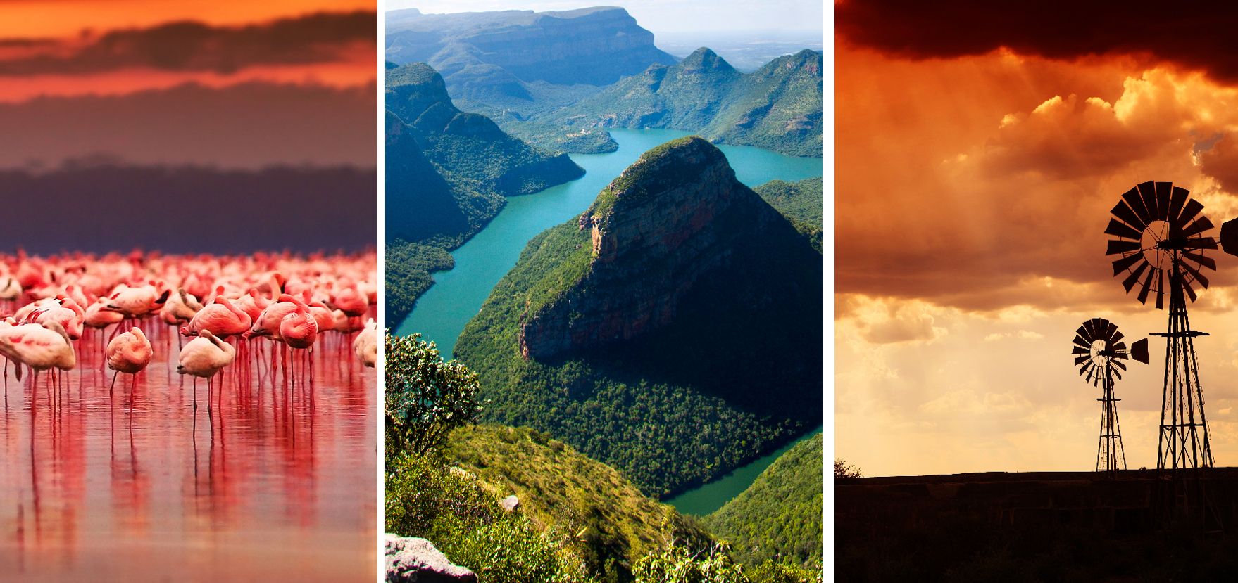 South African Destinations